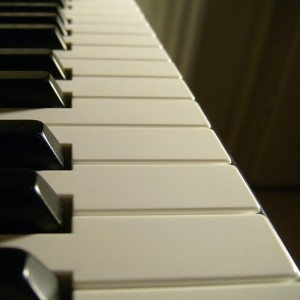 Government Services, Upland Consulting. Photo of Piano Keys - Black and White